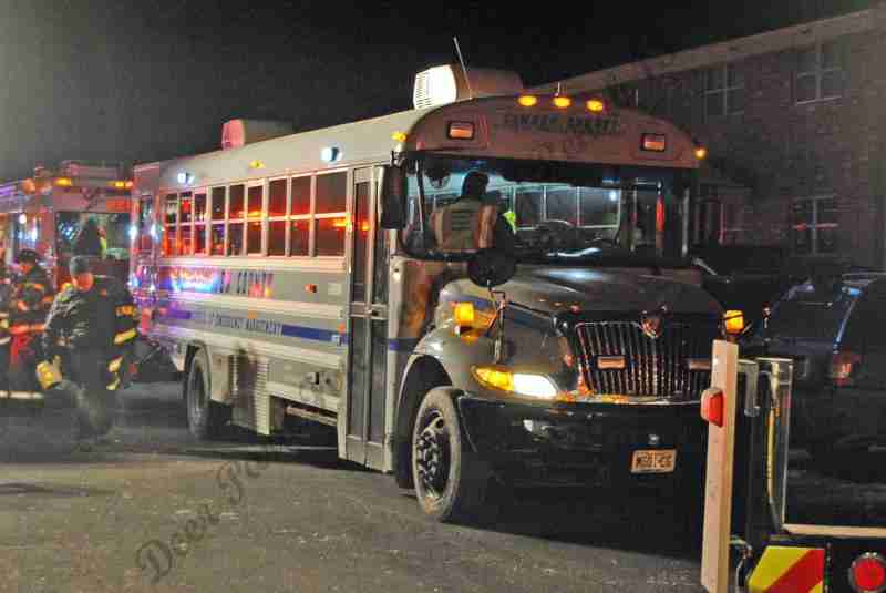 OEM 3 Bus from Camden County