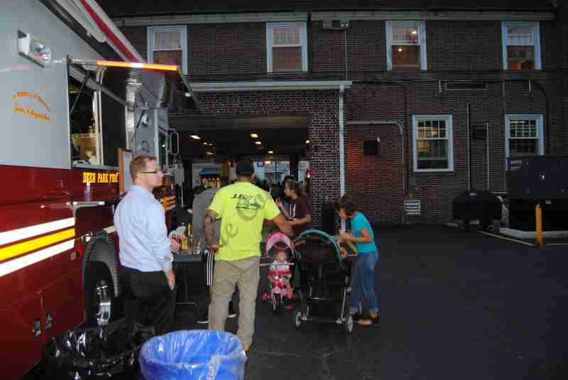 HADDON FIRE COMPANY FIRE PREVENTION OPEN HOUSE