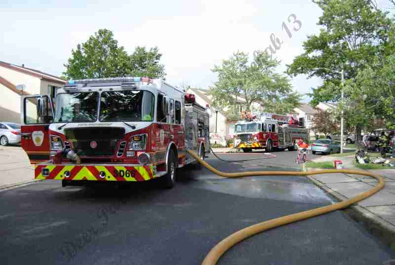 VOORHESS FIRE DEPARTMENT GOES ALL HANDS AT ECHLON AREA – REHAB 13 SPECIAL CALLED