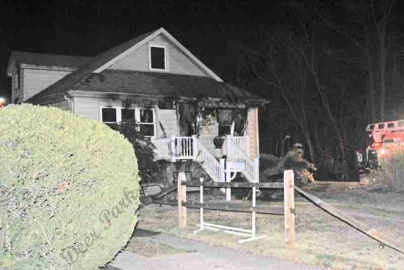 EMERALD AVENUE DWELLING FIRE IN WESTMONT – REHAB 13 SPECIAL CALLED FOR FIRE SCENE SUPPORT