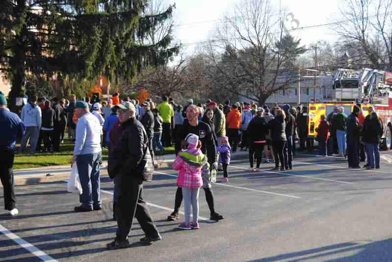 CAPTAIN GREG DALESSIO 8TH ANNUAL MEMORIAL RUN – REHAB 13 ATTENDS FOR SUPPORT OF RUNNERS AND ATTENDEES