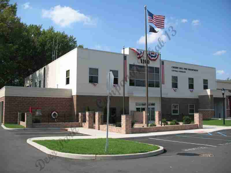 Cherry Hill Fire Department Central Command