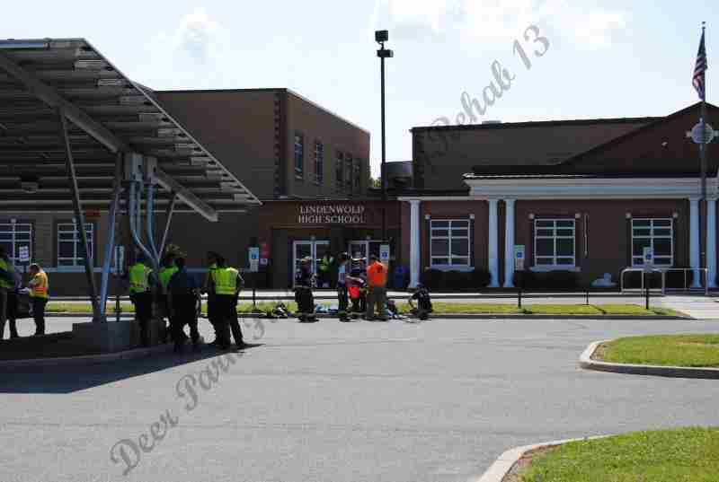 ACTIVE SHOOTER EXERCISE AT LINDENWOLD HIGH SCHOOL THIS