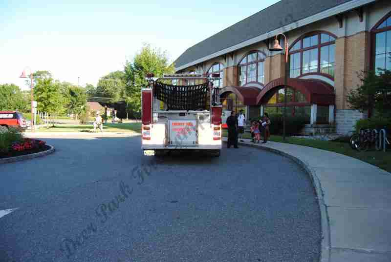 """REHAB 13 ATTENDS THE """"THANK A FIREFIGHTER PUBLIC RELATIONS EVENT AT THE CHERRY HILL LIBRARY THIS EVENING"""