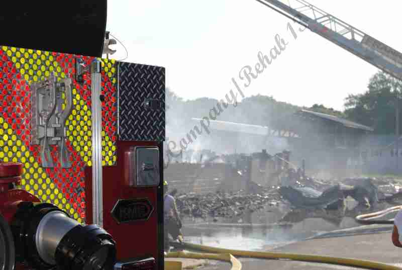 GLOUCESTER COUNTY BUILDING FIRE AT LUMBERYARD GOES TO A THIRD ALARM WITH TANKER TASK FORCES FROM MULTIPLE COUNTIES – REHAB 13 DISPATCHED FOR PERSONNEL SUPPORT DUE TO THE HEAT AND HIGH HUMIDITY