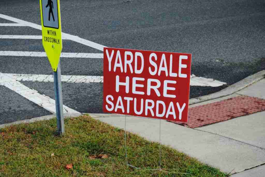 "REHAB 13 IS HOSTING ITS ""GIANT YARD SALE"" ON SATURDAY JUNE 10 – RAIN DATE SUNDAY JUNE 11 – VENDORS WELCOMED"