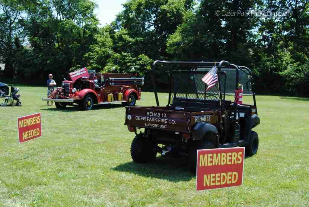 DEER PARK FIRE – REHAB 13 FUND RAISER WAS A GREAT SUCCESS ON JUNE 10