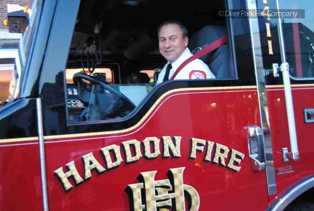 HADDON FIRE COMPANY OPEN HOUSE FOR FIRE PREVENTION WEEK 2017 – REHAB 13 WITH PERSONNEL ASSIST