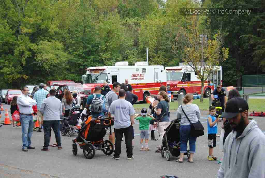 CHERRY HILL TOWNSHIP HOSTS LIFE SAFETY TODAY AT THE CROFT FARM – REHAB 13 ON SCENE FOR DISPLAY