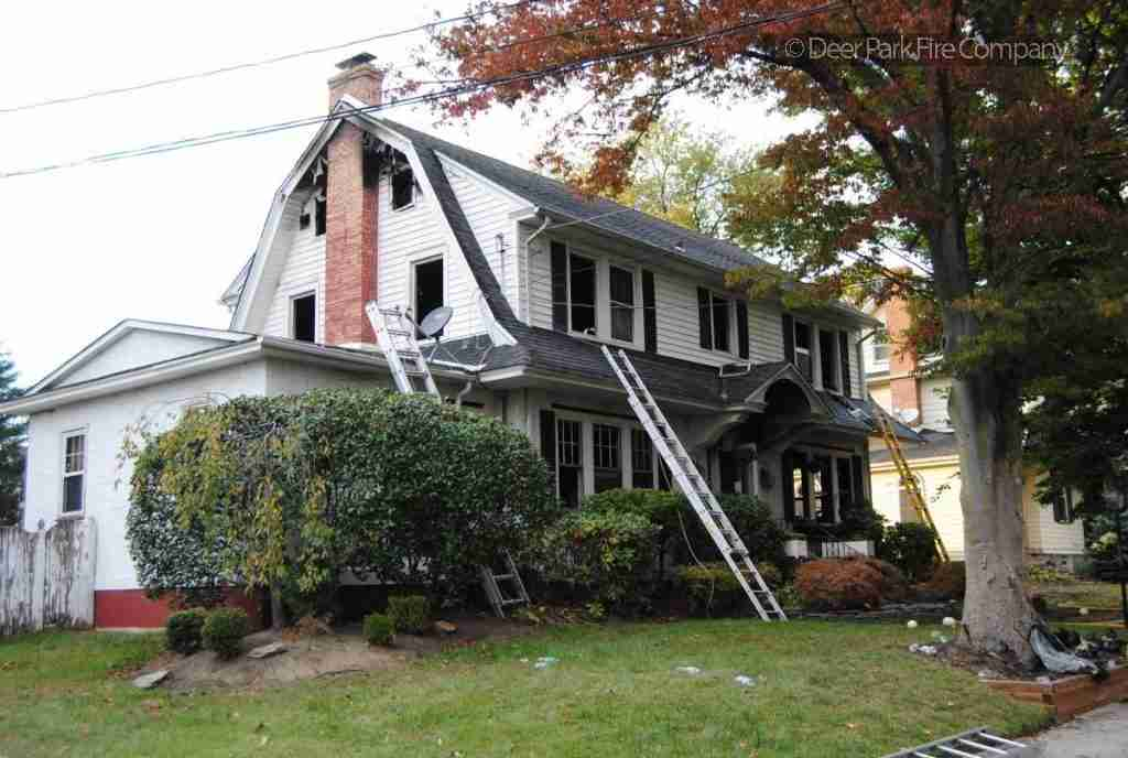 ALL HANDS DWELLING FIRE IN MERCHANTVILLE – REHAB 13 TO THE SCENE FOR PERSONNEL SUPPORT