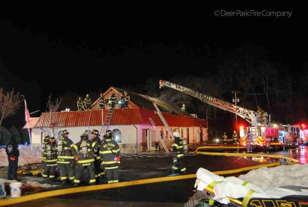 BUSY MONTH FOR REHAB 13 CONTINUES WITH THE ALL HANDS BUILDING FIRE IN BERLIN BORO RIGHT AFTER MIDNIGHT