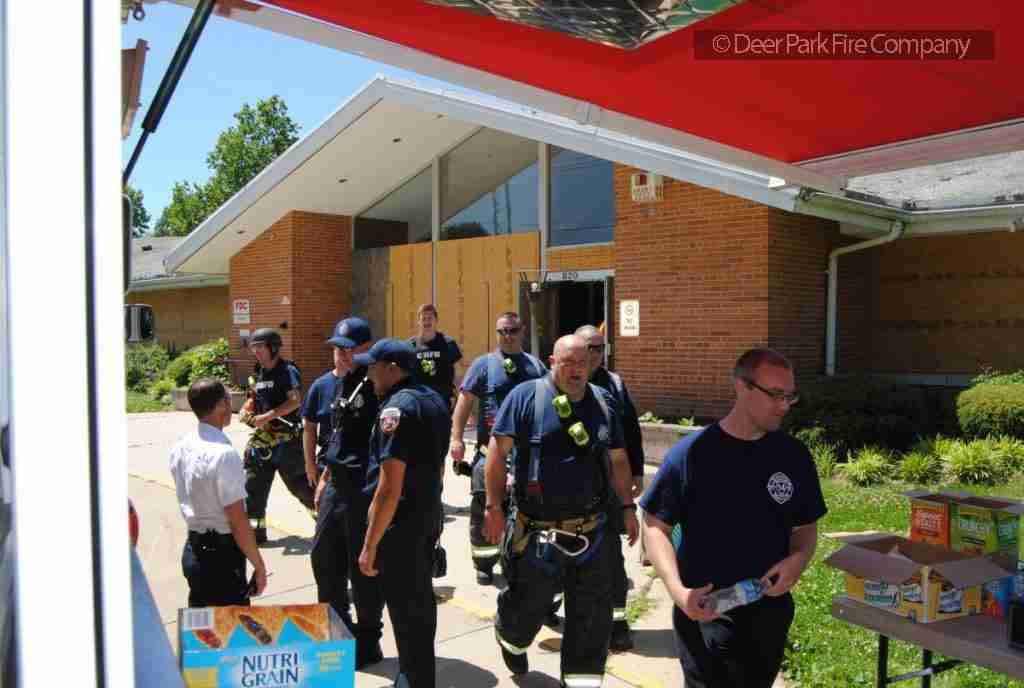 HADDONFIELD FIRE AND POLICE HOLD AN ACTIVE SHOOTER EXERCISE TUESDAY MORNING – REHAB 13 REQUESTED FOR PERSONNEL SUPPORT