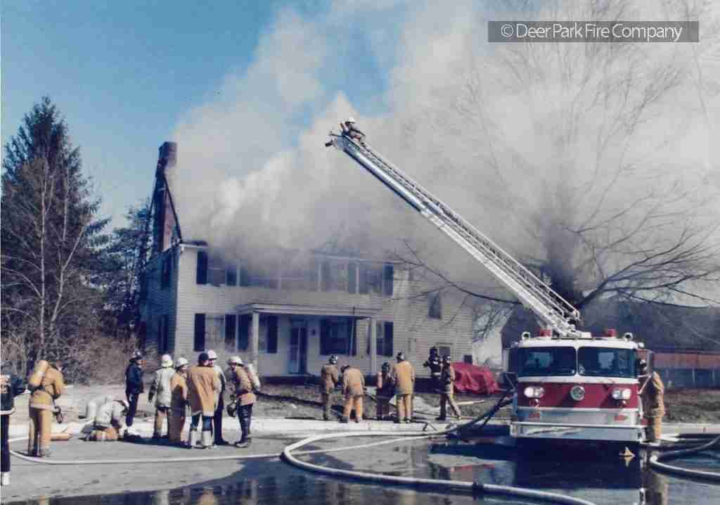 A LOOK BACK AT THE DEER PARK FIRE COMPANY PRIOR TO 1994 – POST NUMBER (1)