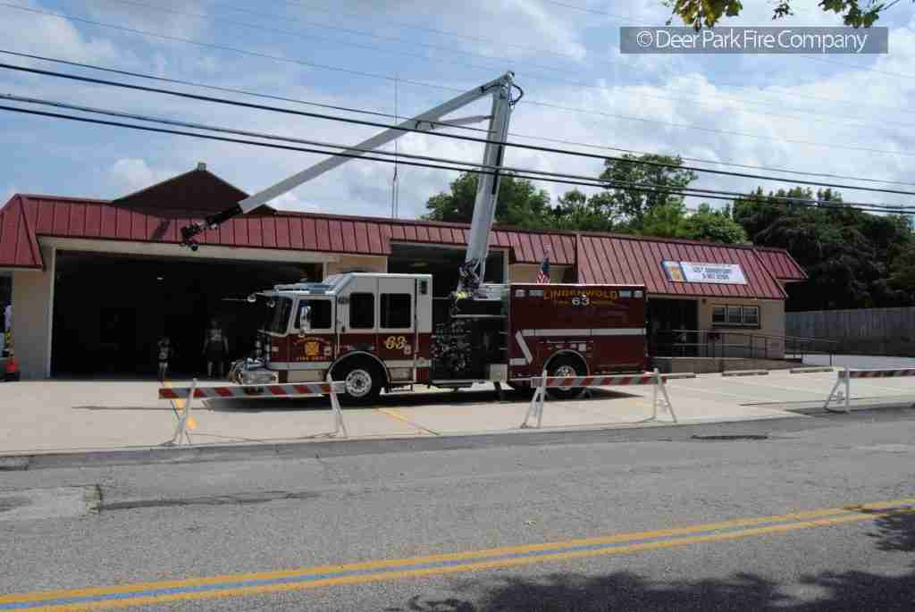 AUGUST 18 2018 – REHAB 13 IS INVITED TO ATTEND THE LINDENWOLD FIRE COMPANIES 125TH ANNIVERSARY AND DEDICATION OF A NEW APPARATUS – SQUIRT 63 AT THE LINDEN STREET STATION