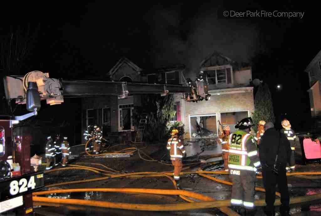 MARCH 8, 2019 – A 2ND ALARM IS STRUCK FOR EVERGREEN AVENUE IN GLOUCESTER TWP – REHAB 13 IS ADDED