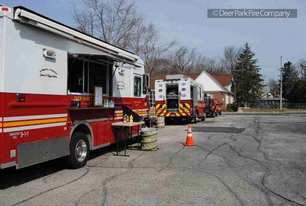MARCH 30, 2019 – FOREST FIRE IN WOODLAND TWP – SPECIAL CALLED TO THE AREA FOR PERSONNEL SUPPORT