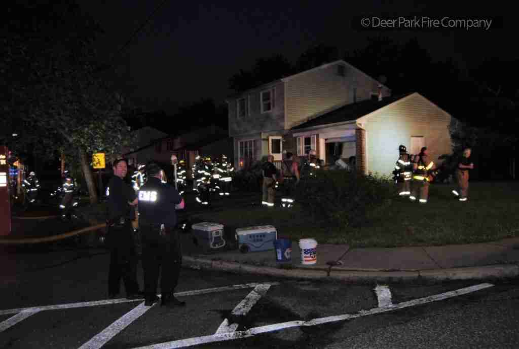 MAY 26, 2019 – LAWNSIDE TASK FORCE BOX TONED FOR THE DWELLING FIRE IN THE EARLY MORNING HOURS – REHAB 13 ON THE ASSIGNMENT