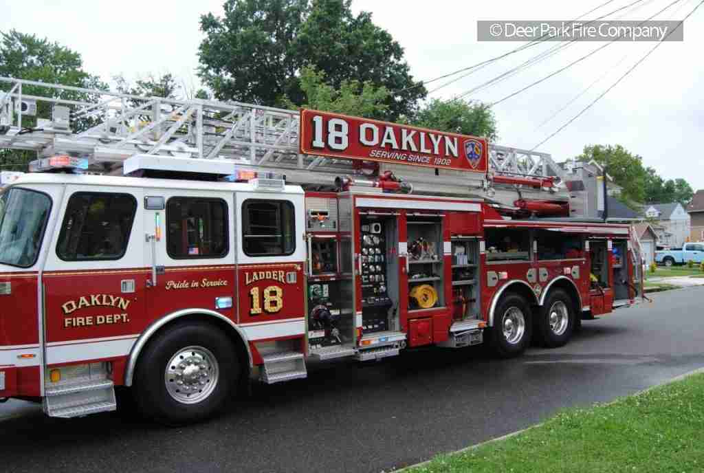 JULY 5, 2019 – OAKLYN ALL HANDS DWELLING FIRE GOES ALL HANDS – REHAB 13 IS DISPATCHED
